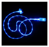 30-Pin to USB Cable - LED - Tangled - 3