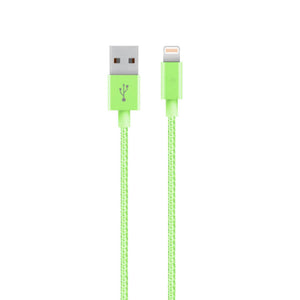 Lightning to USB Cable - Metallic Green