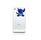 iPhone 4/4S Bevel Edge Case - Cute Little Monster - Tangled - 2