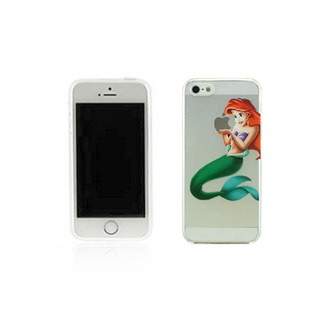 iPhone 6/6S Case - Little Mermaid - Tangled - 1