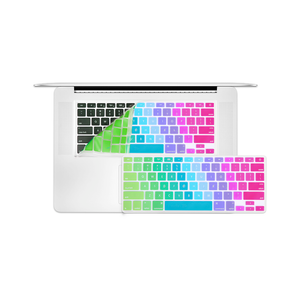 "MacBook Pro 13"" with Touch Bar Keyboard Cover - Rainbow"