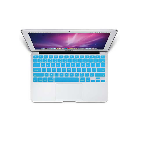 "MacBook Air 11"" KeyBoard Cover - Blue"