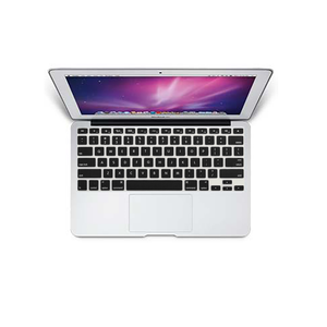 "MacBook Air 11"" KeyBoard Cover - Black - Tangled - 1"