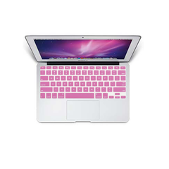 "MacBook Air 11"" KeyBoard Cover - Pink"