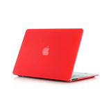 "MacBook Pro 13"" Case - Matte Red - Tangled"