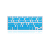 MacBook Pro with Retina Display KeyBoard Cover - Blue - Tangled - 2