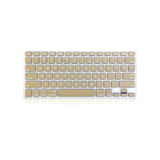 MacBook Pro KeyBoard Cover - Gold - Tangled - 2