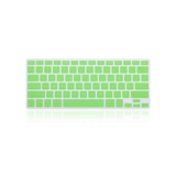 "12"" MacBook KeyBoard Cover - Green - Tangled - 2"