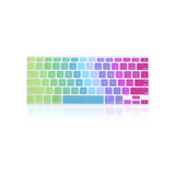MacBook Pro with Retina Display KeyBoard Cover - Rainbow - Tangled - 2
