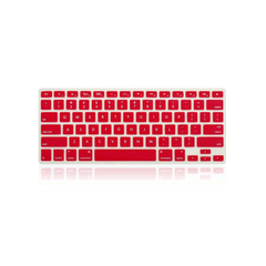 "MacBook Air 13"" KeyBoard Cover - Red"