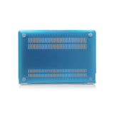 "12"" MacBook Case - Metallic Blue"