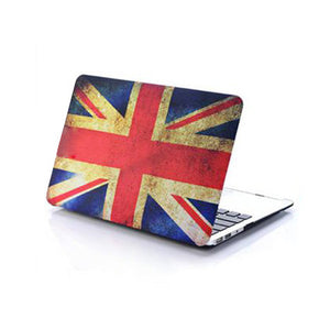 "MacBook Air 13"" Case - UK Flag - Tangled"