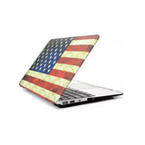 "MacBook Air 11"" Case - US Flag - Tangled - 2"