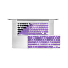 "12"" MacBook KeyBoard Cover - Purple"