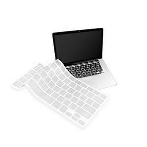 MacBook Pro with Retina Display KeyBoard Cover - Clear - Tangled - 1