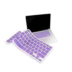 MacBook Pro with Retina Display KeyBoard Cover - Purple
