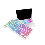 MacBook Pro with Retina Display KeyBoard Cover - Rainbow - Tangled - 1