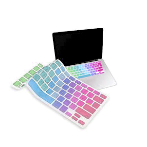 MacBook Pro with Retina Display KeyBoard Cover - Rainbow