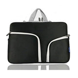 "13"" MacBook Zip Bag - Black"