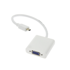 Micro HDMI to VGA Adapter