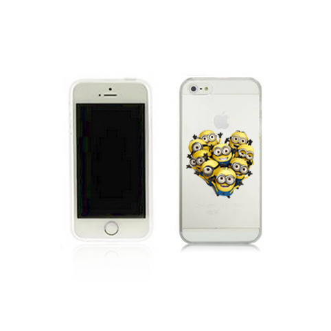 iPhone 5/5S Case - Minions - Tangled