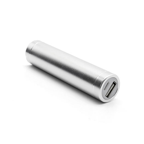 Power Bank 2600mAh - Silver - Tangled - 1