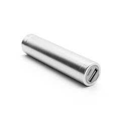 Power Bank 2600mAh - Silver