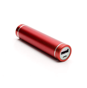 Power Bank 2600mAh - Red - Tangled