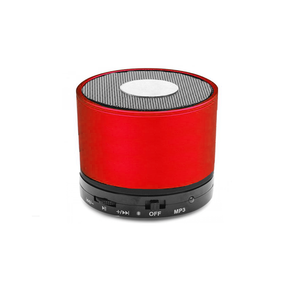 Bluetooth Speaker - Red - Tangled