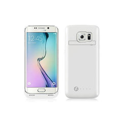 Samsung S6 Battery Case 4200mAh - White