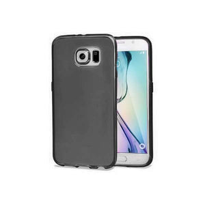 Samsung S6 Case - Black - Tangled