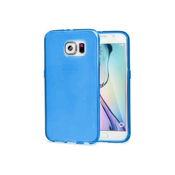 Samsung S6 Case - Blue - Tangled - 1