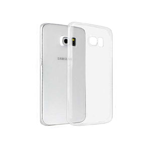 Samsung S7 Bevel Case - Clear - Tangled