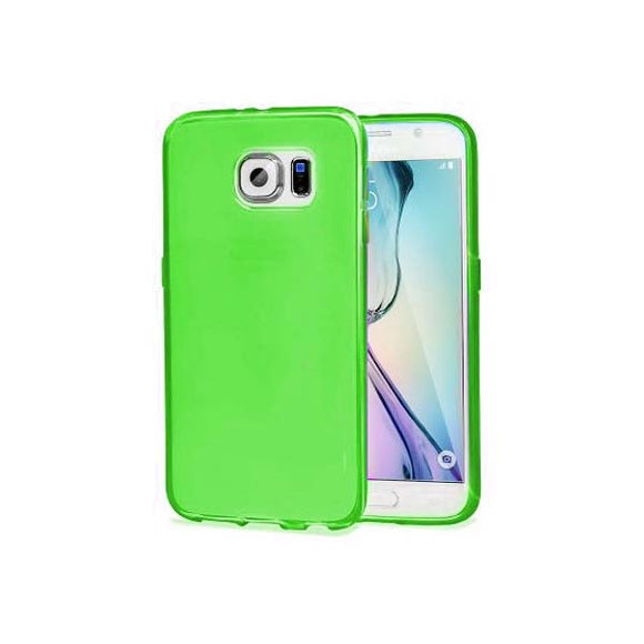 Samsung S6 Case - Green - Tangled