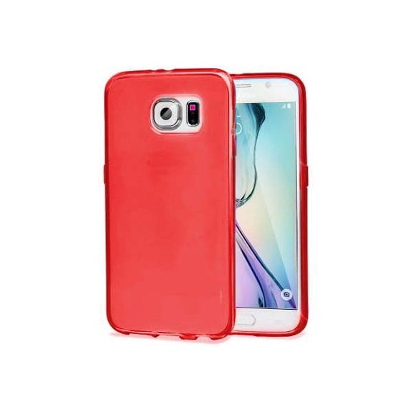 Samsung S6 Case - Red - Tangled