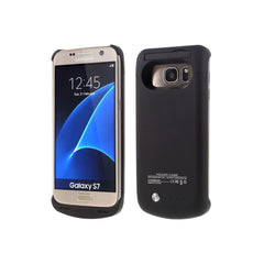 Samsung S7 Battery Case 4200mAh - Black