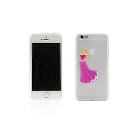 iPhone 5/5S Case - Sleeping Beauty