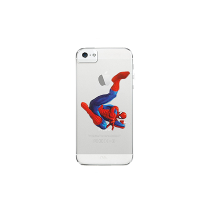iPhone 5/5S Flying SpiderMan Case - Tangled