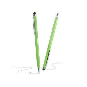 Stylus Pen - Green - Tangled - 1