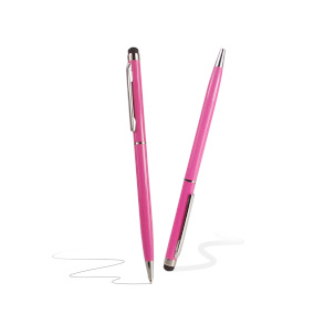 Stylus Pen - Hot Pink - Tangled - 1