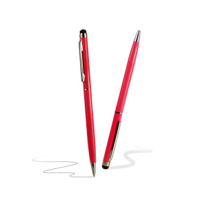 Stylus Pen - Red - Tangled - 1