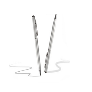 Stylus Pen - Silver - Tangled - 1