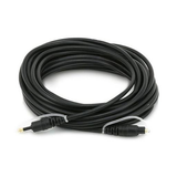 Toslink to Mini Toslink - Optical Digital Audio Cable 5 m - Tangled - 1