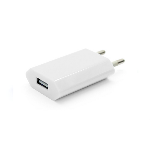USB Wall Plug - White - Tangled - 1