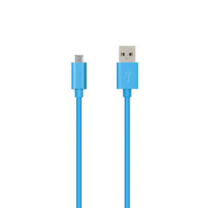 USB to Micro USB - Blue - Tangled