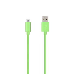 USB to Micro USB - Green