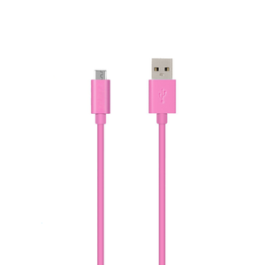 USB to Micro USB - Pink - Tangled