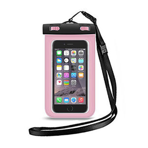 iPhone Waterproof Pouch - Pink