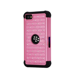 Blackberry Z10 Jewel Case in Pink - Tangled - 1
