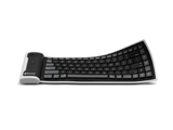 Flexible Bluetooth Keyboard - Black - Tangled - 5